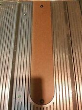 Zero Clearance Table Saw Inserts Fits Shopsmith Mark V 510  Set of 3 Not OEM