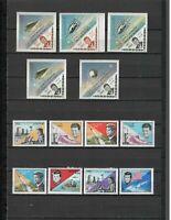 s21930) YEMEN 1965 MNH**  Space Kennedy 13v.
