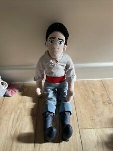 Disney store Prince Eric From Little Mermaid Soft Doll Plush