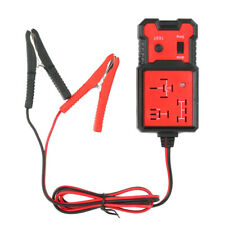 12V P7C0 Electronic Automotive Relay Tester For Cars Auto Battery Checker Tool