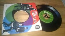 """7""""  Pop Beatles - I W. To Your Hold (2 Song) ODEON McCartney"""