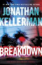 Alex Delaware: Breakdown 31 by Jonathan Kellerman (2016, Hardcover)