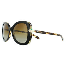 26e4987534 Bvlgari Sunglasses Bv8202b 5443t5 Black Blonde Havana Brown Gradient  Polarized