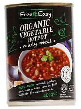 Free & Easy Organic Vegetable Hotpot 400g (Pack of 6)