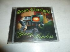GOOD CHARLOTTE - The Young And The Hopeless - 2002 UK 14-track CD album