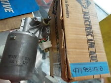 NOS Porsche 477955113B NIB new windshield wiper motor