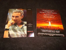 INDEPENDENCE DAY 2 1996 Oscar ads Will Smith, Roland Emmerich for Best Director