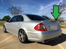 "PRE-PAINTED ""E63"" SPOILER FOR 2003-2009 MERCEDES E CLASS - NO DRILLING REQUIRED"