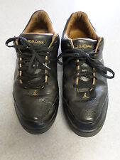 "Nike '06 Air Jordan ""23 Classic"" black and maple, basketball shoes. Men's 12"