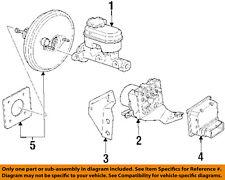 Saturn GM OEM 00-02 SL1 ABS Anti-lock Brakes-Modulator Valve 21012460