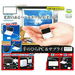 Miniatures Palm PC & Supply Tarlin Capsule Toy re-ment size Miniature 4pcs