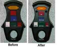 Honda Goldwing GL1000 Dashboard Ind. Cluster/Faceplate Restoration Kit