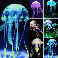 Artificial Coral Water Plant Ornament Plastic Aquarium Fish Tank Landscape Dec