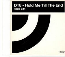 (EY764) DT8, Hold Me Till The End - 2007 DJ CD