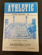 Fourth Division Football League Fixture Programmes (1970-1979)