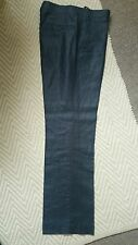 Ted Baker Lin Pantalon 32 Long Bleu Pin Strip