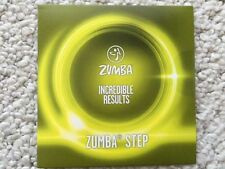 ZUMBA INCREDIBLE  RESULTS  ZUMBA STEP DVD