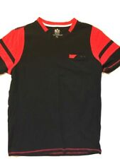 Men's Max Exchange Black And Red Shirt Size XXL Extra Large