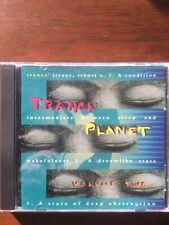 Trance Planet Volume Two (CD - 1995, Triloka)