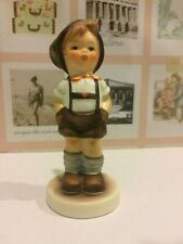 "Hummel Goebel Figurine #630 ""For Keeps"" (1994/95)- Very Good Condition"