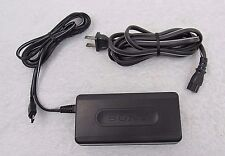 SONY AC Adapter Battery Charger Model AC-L10B Switching 8.4V - 1.5A
