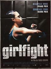 Poster Girlfight Karyn Kusama Michelle Rodriguez Santiago Douglas 47 3/16x63in