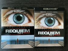Requiem For A Dream Director's Cut (4K Ultra Hd + Blu-ray 2-Disc Set) No Digital