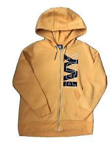 Ivy Park Womens Oversized Zip Through Hoodie Size S
