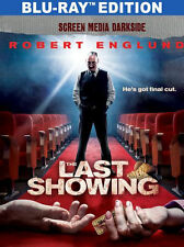 LAST SHOWING (Robert Englund) - BLU RAY - Region Free - Sealed