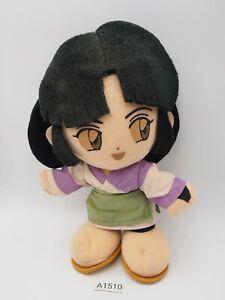 "Inuyasha A1510 Sango Banpresto 2002 USED Plush 8"" Stuffed Toy Doll Japan"
