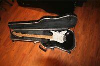 Fender Strat Lone Star Stratocaster Guitar 2000 Clean