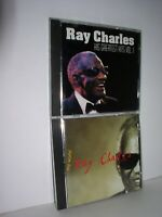 2 Ray Charles CDs: His Greatest Hits Vol.1 & My World