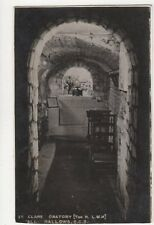 St Clare Oratory TOC H All Hallows London EC3 Vintage Plain Back RP Card 630a