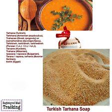 TRADITIONAL TURKISH TARHANA SOUP - Ground (Powdered) %100 Natural Herbal Soup