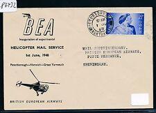 87432) Helikopterpost Great Britain BEA FF 1.6.48 Peterborough - Sheringham