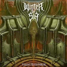 WINTER OF SIN - Violence Reigns Supreme - CD - Death