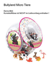 ab 1,29 EUR/Stück Bullyland Micro Tiere (Mikro Tiere): verschiedene Tierarten!