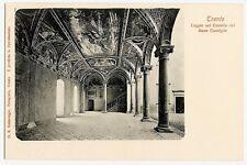 Trento, Trient, Castello del Buonconsiglio, Loggia,   ca. 1905 top Erhaltung
