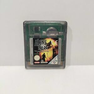 Alone in the Dark: The New Nightmare (European) - Nintendo Game Boy Color GBC