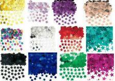Metallic Stars Confetti Sprinkles Birthday Wedding Table Party
