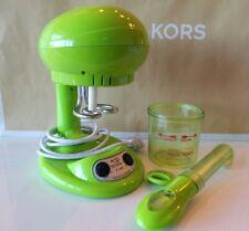 Silver Fox Mini Portable Table Top Facial Steamer + Ozone and Aromatherapy GREEN