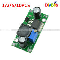 1/2/5/10PCS DC-DC Buck Converter LM2596 Step Down Module Power Output 1.23V-30V