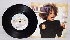 "7"" Single - Whitney Houston - Where Do Broken Hearts Go - Arista 109 793 - 1988"