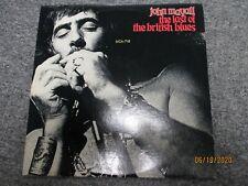 JOHN MAYALL THE LAST OF THE BRITISH BLUES VINYL LP ABC / VG+