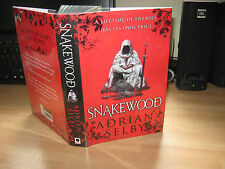 Adrian Selby Snakewood Double Signed Numbered Limited 221/350 1st fantasy debut
