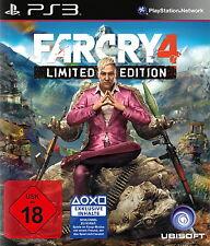Far Cry 4 -- Limited Edition (Sony PlayStation 3, 2014)