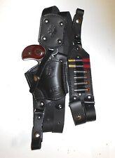 BLACK DRAGON and SERPENT SHOULDER HOLSTER for BOND ARMS DERRINGER