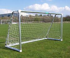 8'x4' aluminium goal