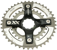 SRAM Truvativ XX 2x10 speed Specialized S-Works Spider + Chainring Set - 28/42t