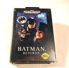 NEW SEALED Batman Returns Sega Genesis Video Game NICE RARE System 1992